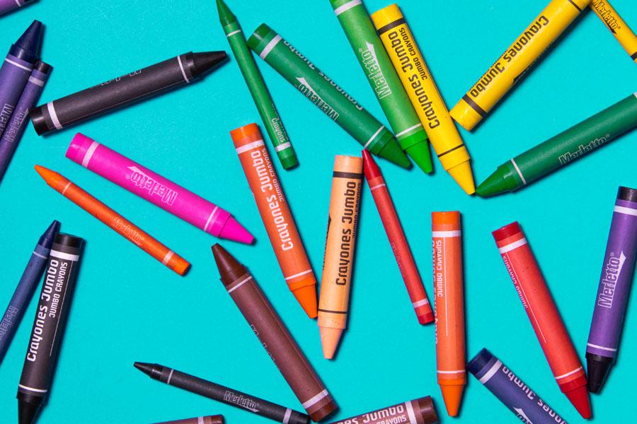 Crayones Merletto