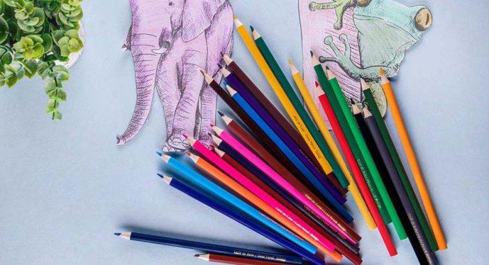 lapices-de-colores_10 útiles escolares que no pueden faltar en la mochila_Merletto_