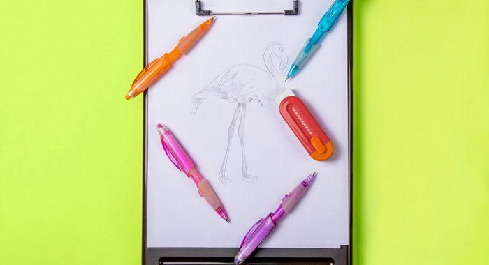 lapiz-mecanico_10 útiles escolares que no pueden faltar en la mochila_Merletto_